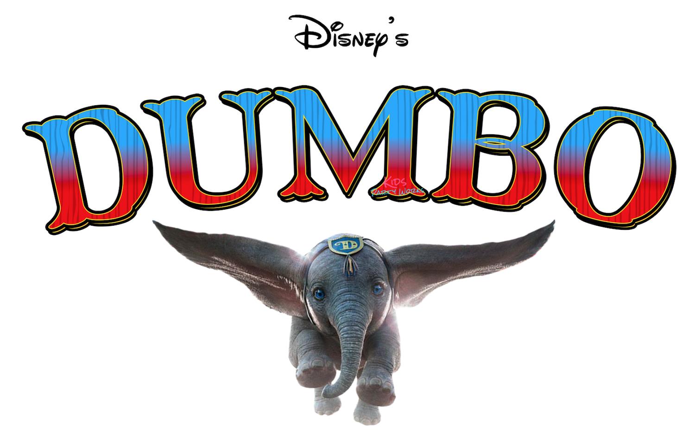 Disney's Dumbo Font