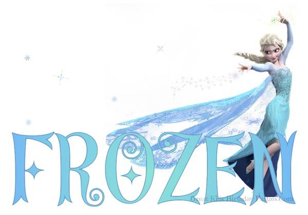 Free Frozen Font