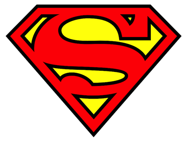 #Superman Font - Lots of free Superhero printables