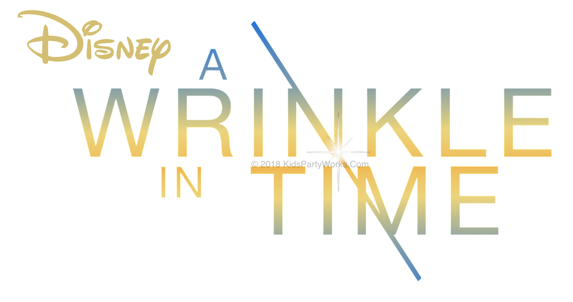 A Wrinkle In Time Font