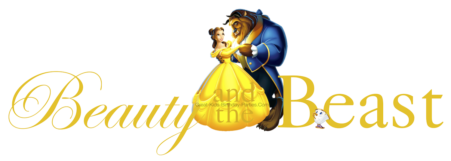 Beauty and theBeast Font