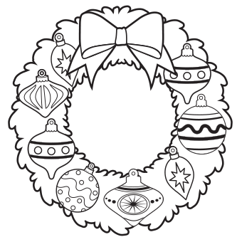 Christmas Coloring Pages for kids.