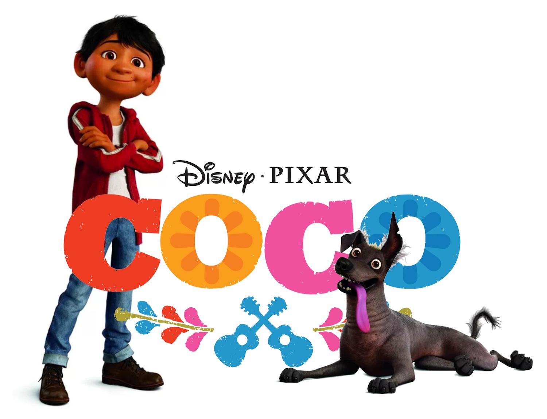 Disney's Coco font