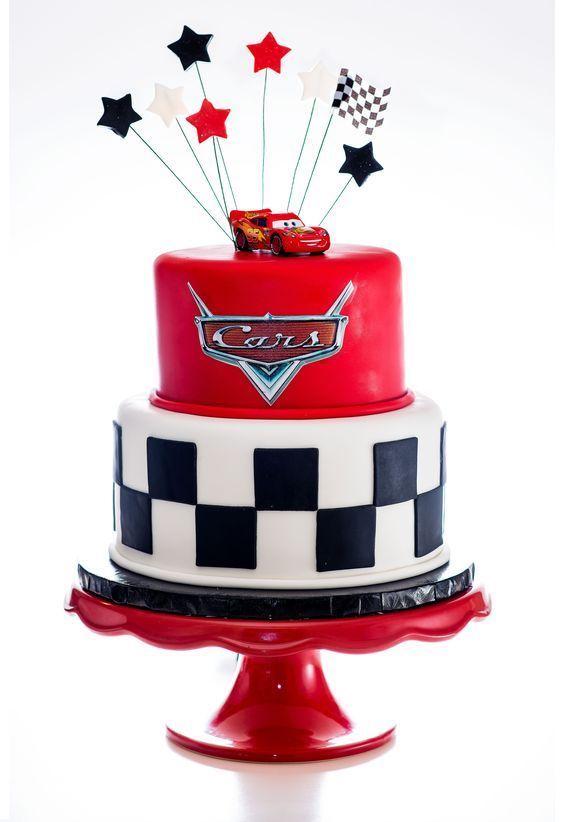 mater birthday cake instructions