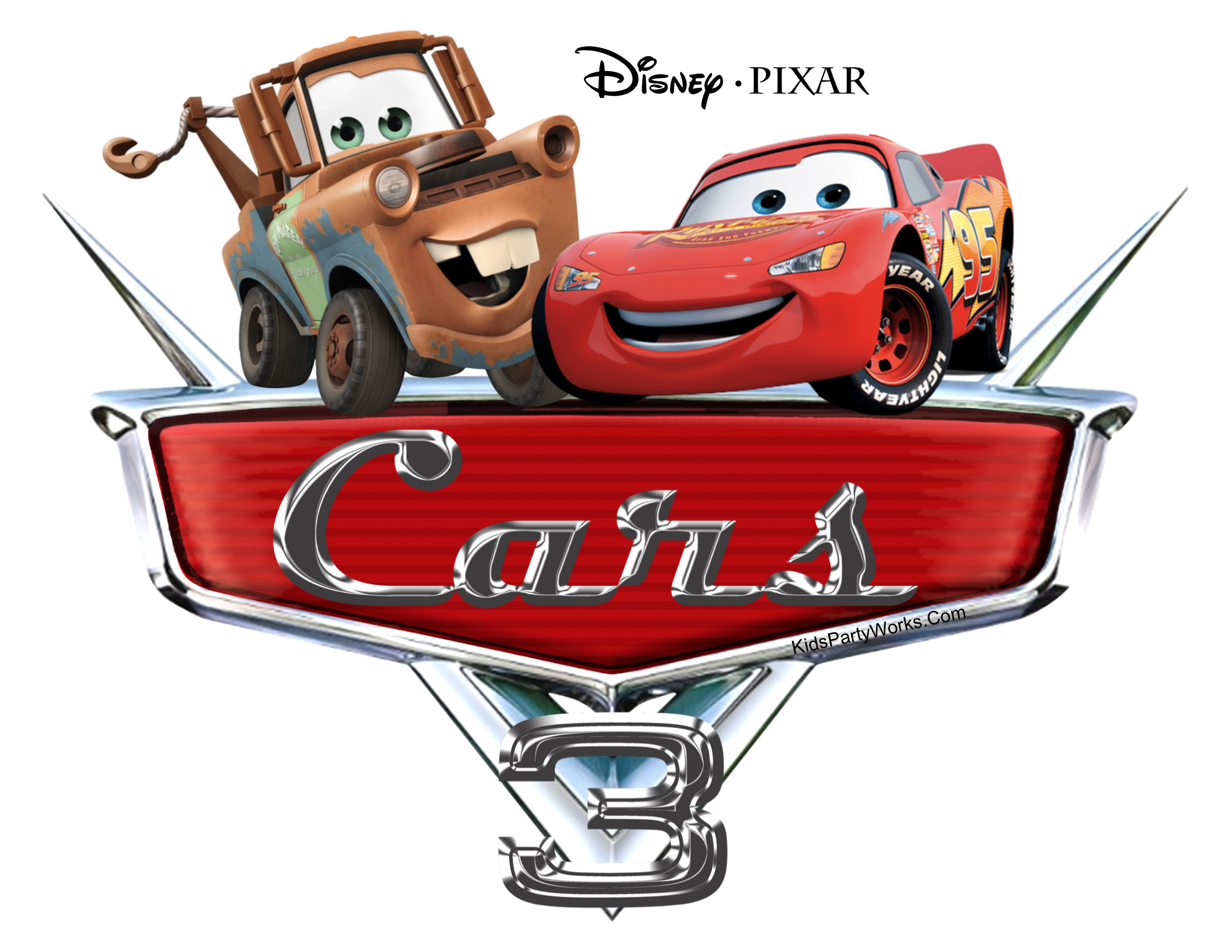 Disney Cars Christmas Clipart.100 Free Disney Fonts