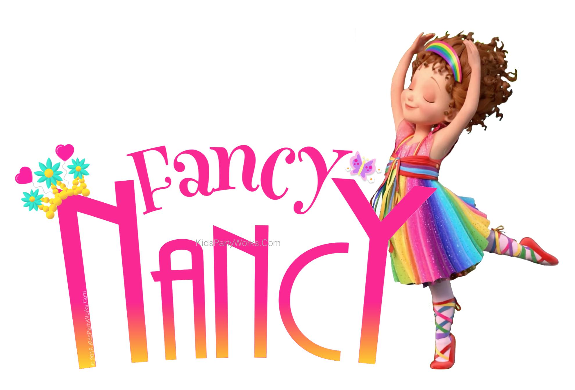 Fancy Nancy Font