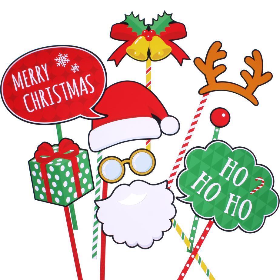 photo regarding Christmas Photo Props Printable known as Xmas Printables