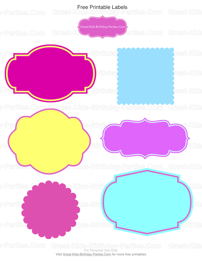 image regarding Printable Shopkins List named Shopkins Birthday Social gathering