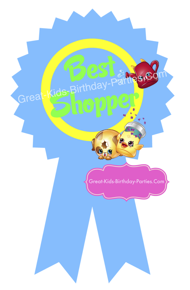 image about Free Printable Shopkins Invitations referred to as Shopkins Birthday Social gathering