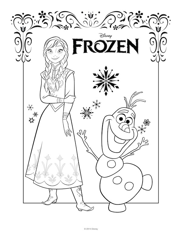 Frozen Word Search Heres A Fun