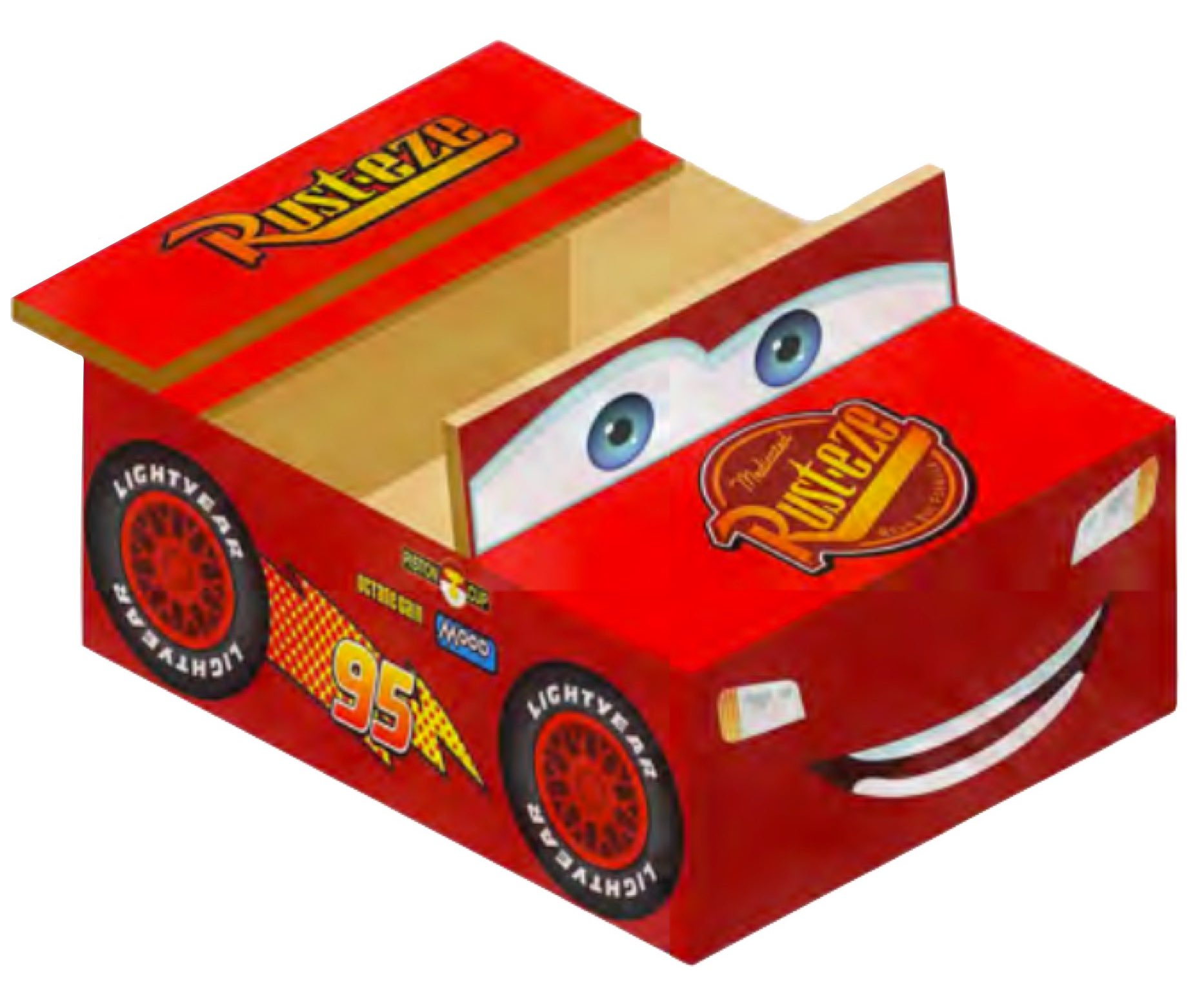 Disney Pixar Cars Crafts