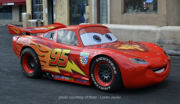 disney cars games