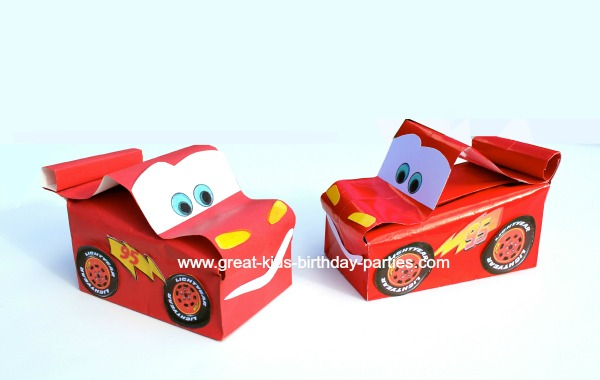 picture relating to Lightning Mcqueen Eyes Printable identify Lightning McQueen Celebration Favors