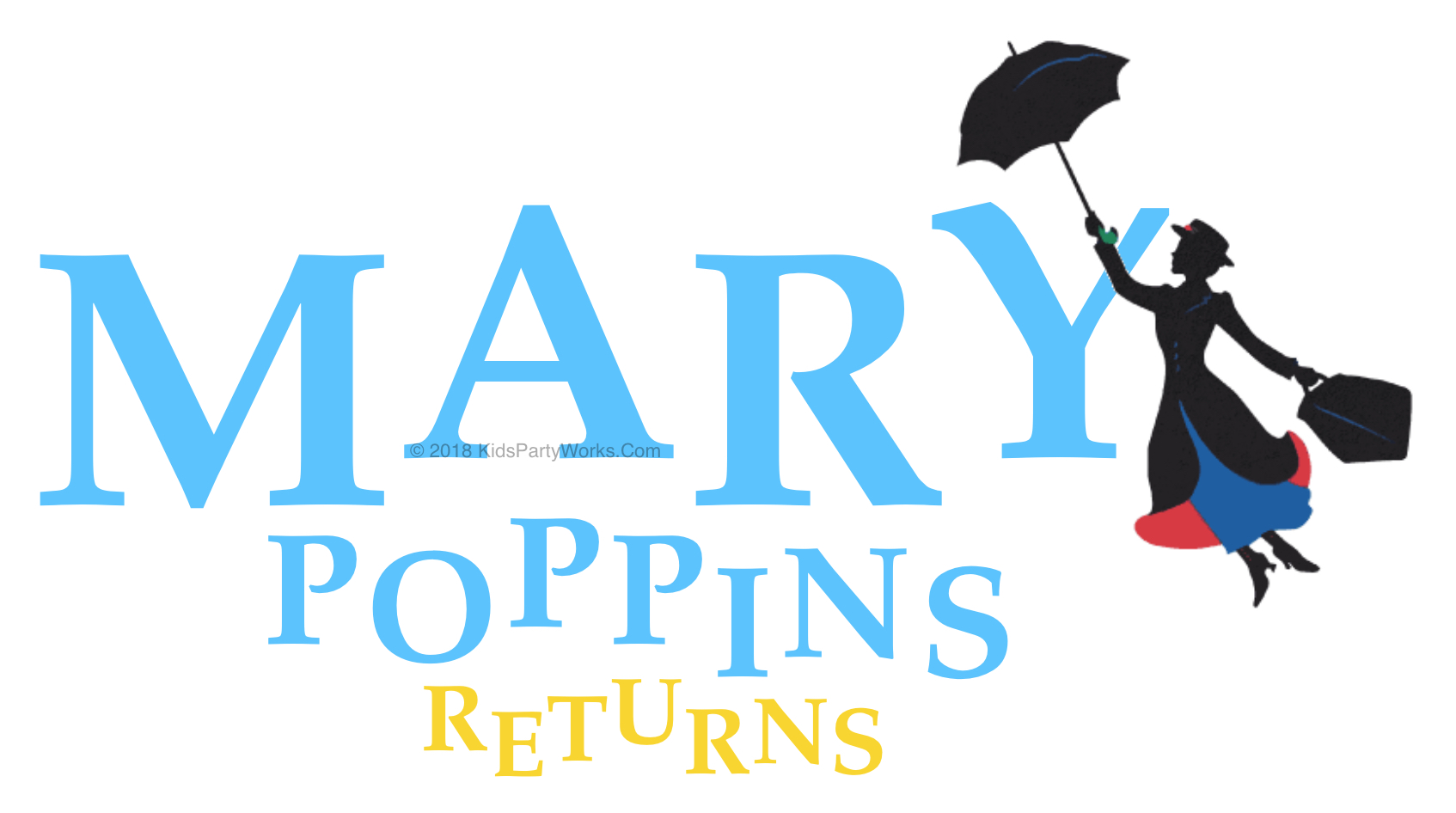 Mary Poppins Font