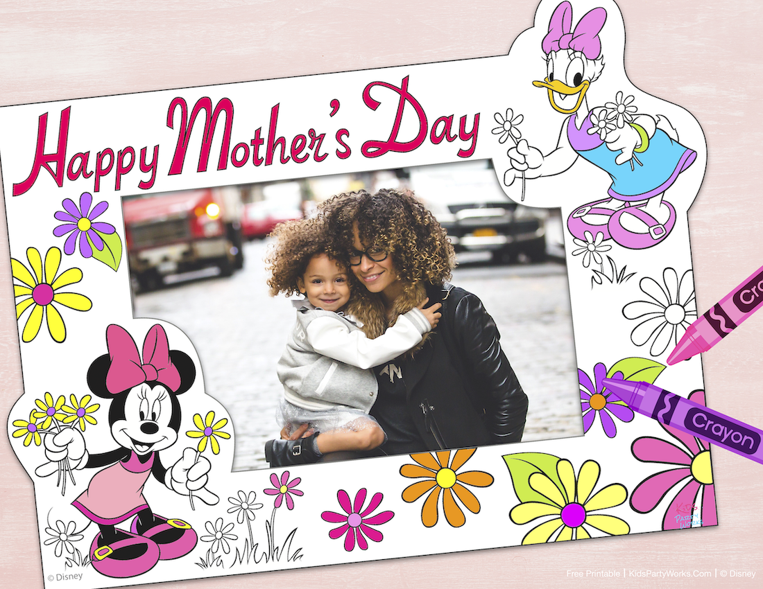Mother's Day Printable Frame