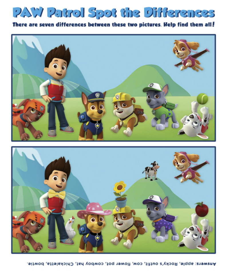 graphic regarding Paw Patrol Printable Birthday Card identify Paw Patrol Birthday