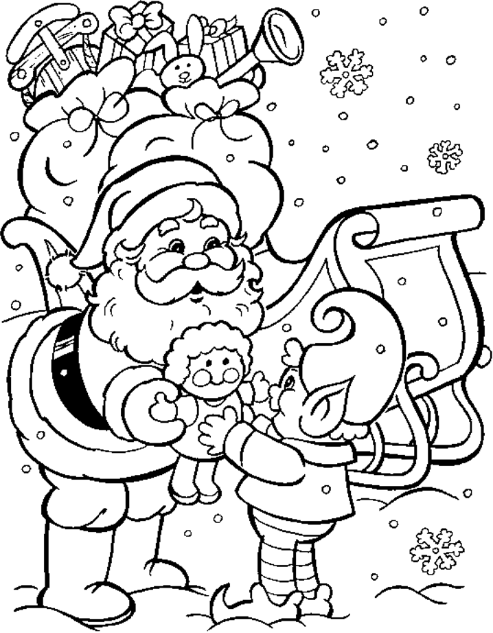 Toys Coloring Pages - Best Coloring Pages For Kids | 921x718