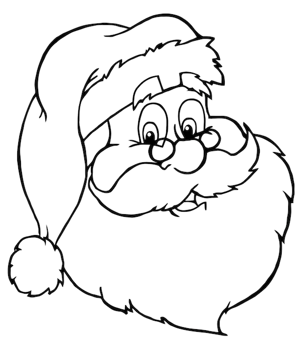 Mrs Claus Coloring Pages - GetColoringPages.com | 680x600