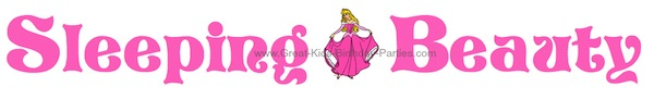 Disney Princess Font
