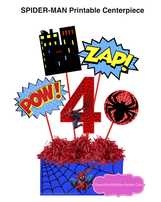 photo about Superhero Cupcake Toppers Printable named Superhero Printables