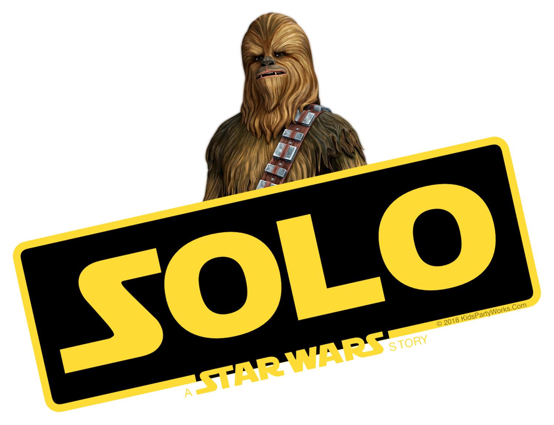 Star Wars SOLO Font