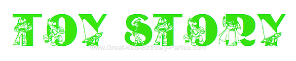 Free Toy Story Font