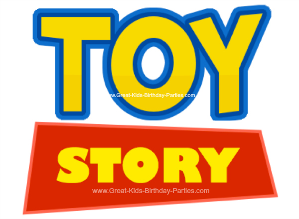 Toy Story Font