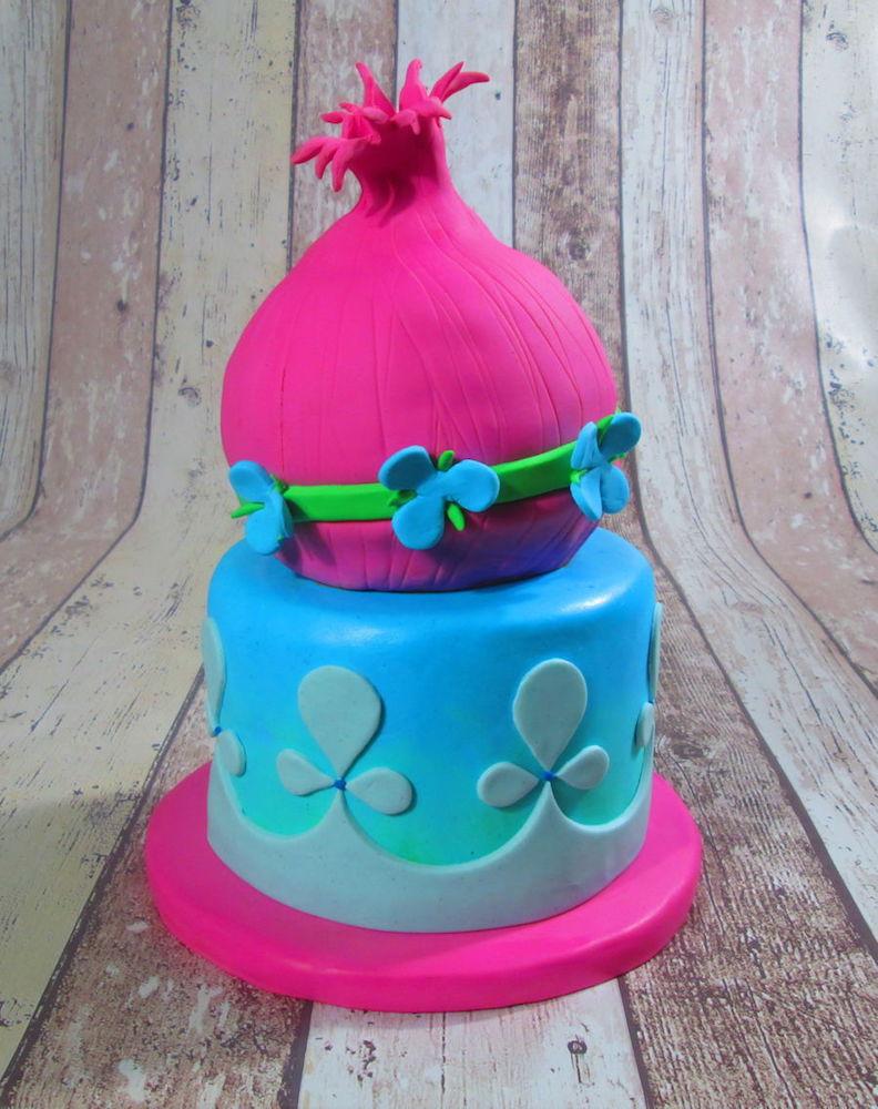 How To Make Inexpensive Troll Cake