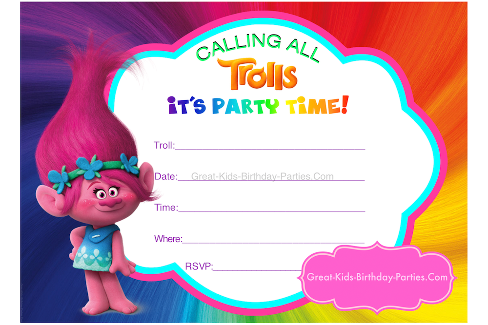 Shopkins Party Great Food