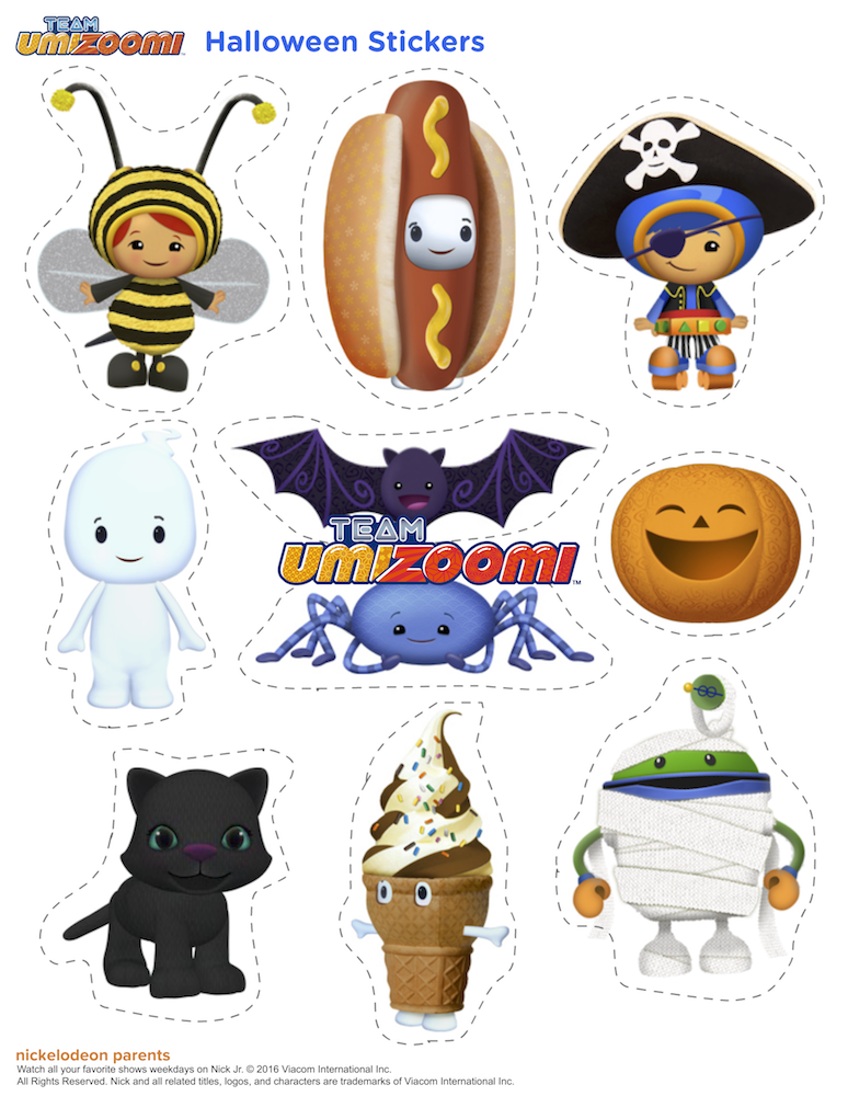 photograph about Halloween Printable Decorations titled Free of charge Halloween Printables