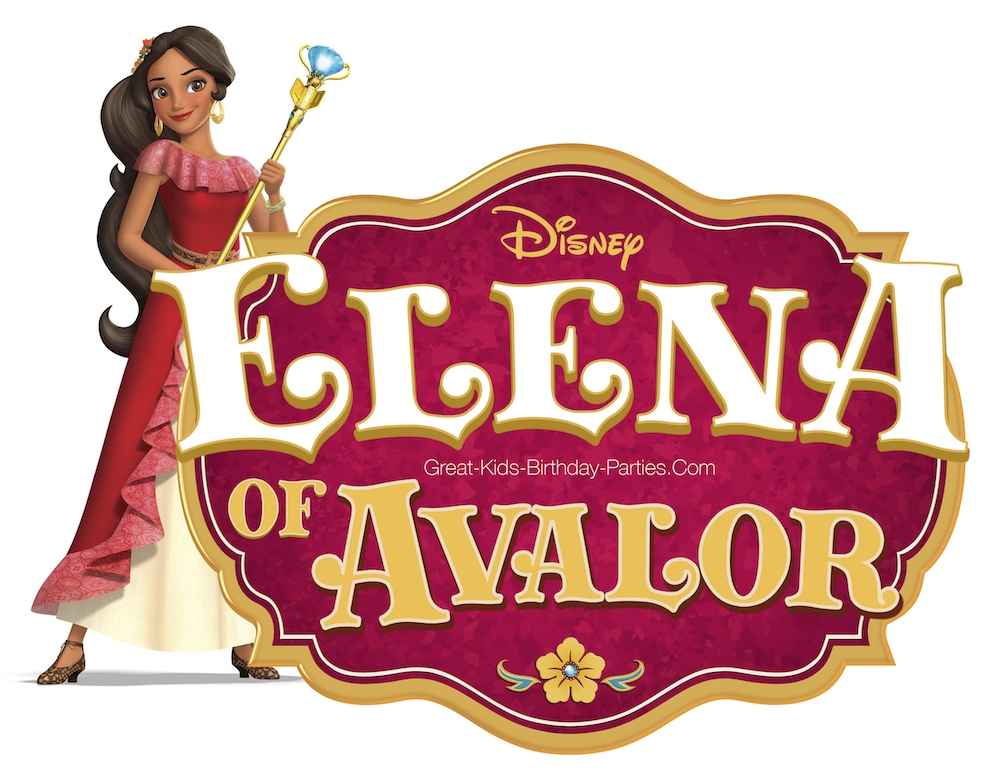 Elena of Avalor Font