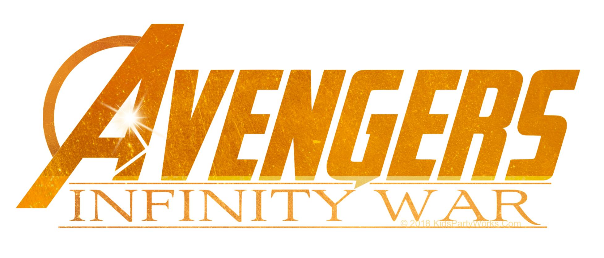 Avengers font