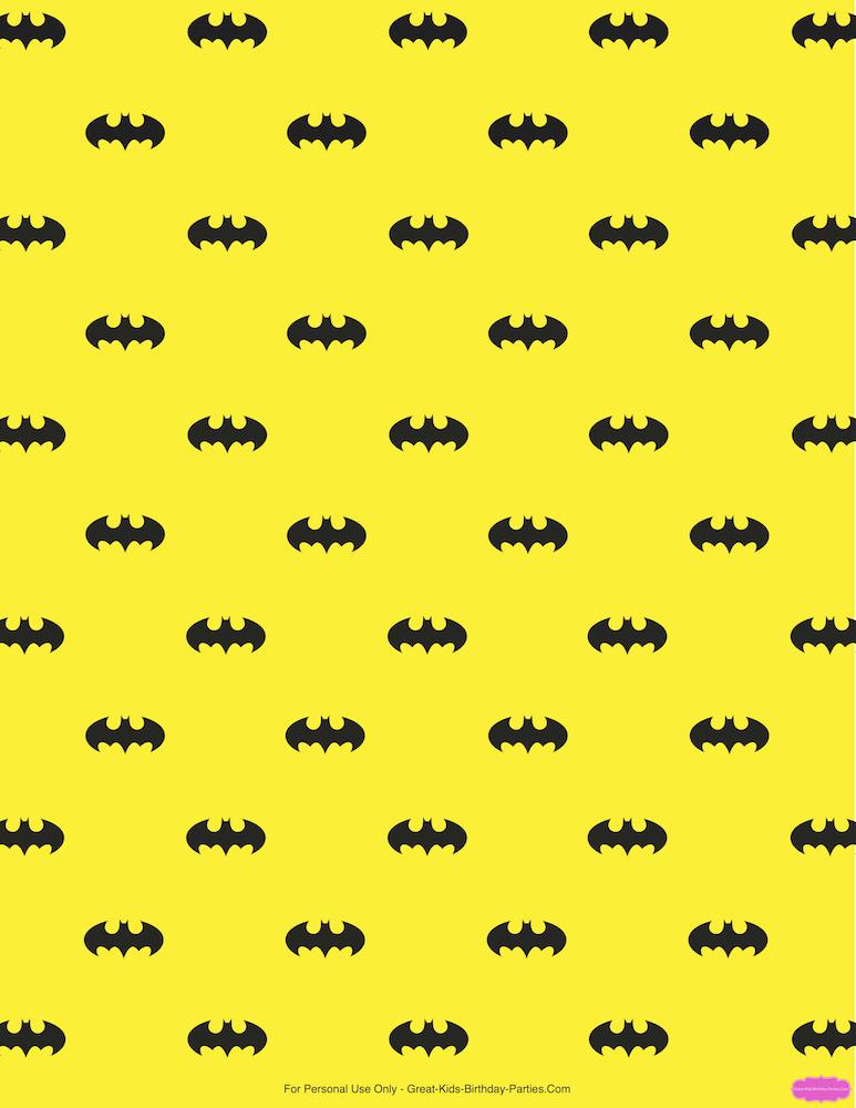 image about Free Superhero Party Printable called Superhero Printables