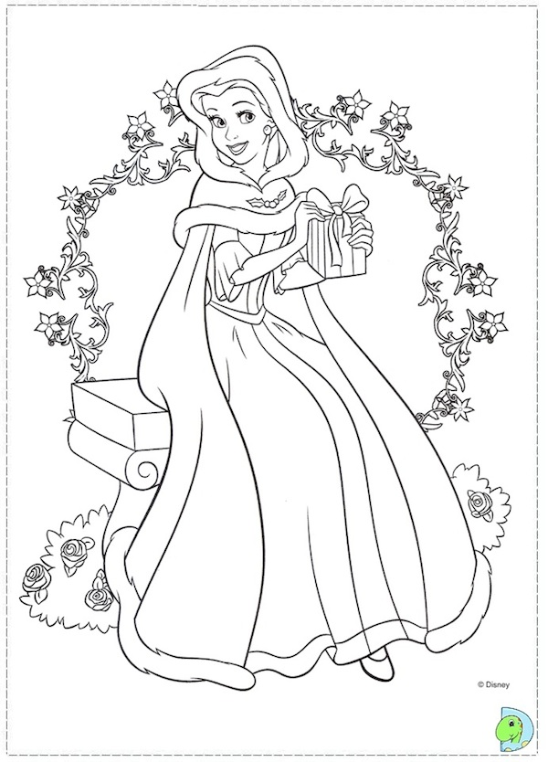 - Christmas Coloring Pages