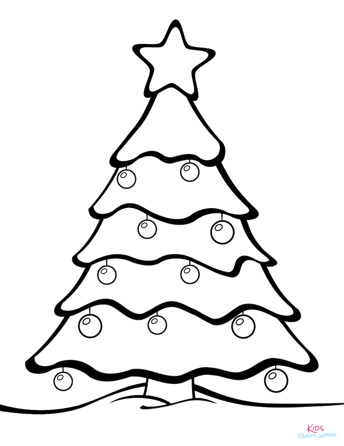 Printable Santa Coloring Pages For Kids | Santa coloring pages ... | 1500x1159