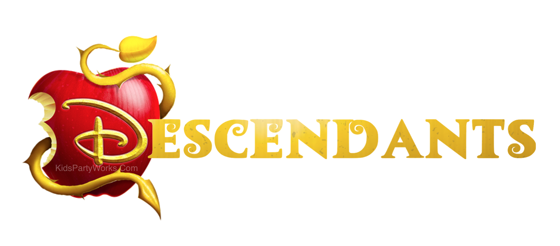 Descendants font