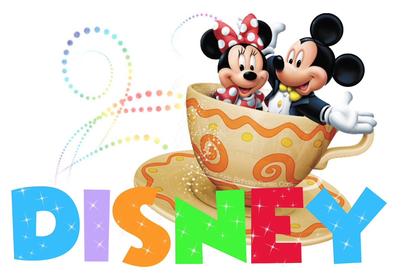 Lots of free Disney fonts, great for Mickey invitations, Minnie invitations, Mickey printables, Minnie printables, Disney scrapbooking and lots more.