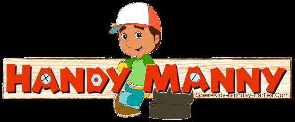Handy Manny Font
