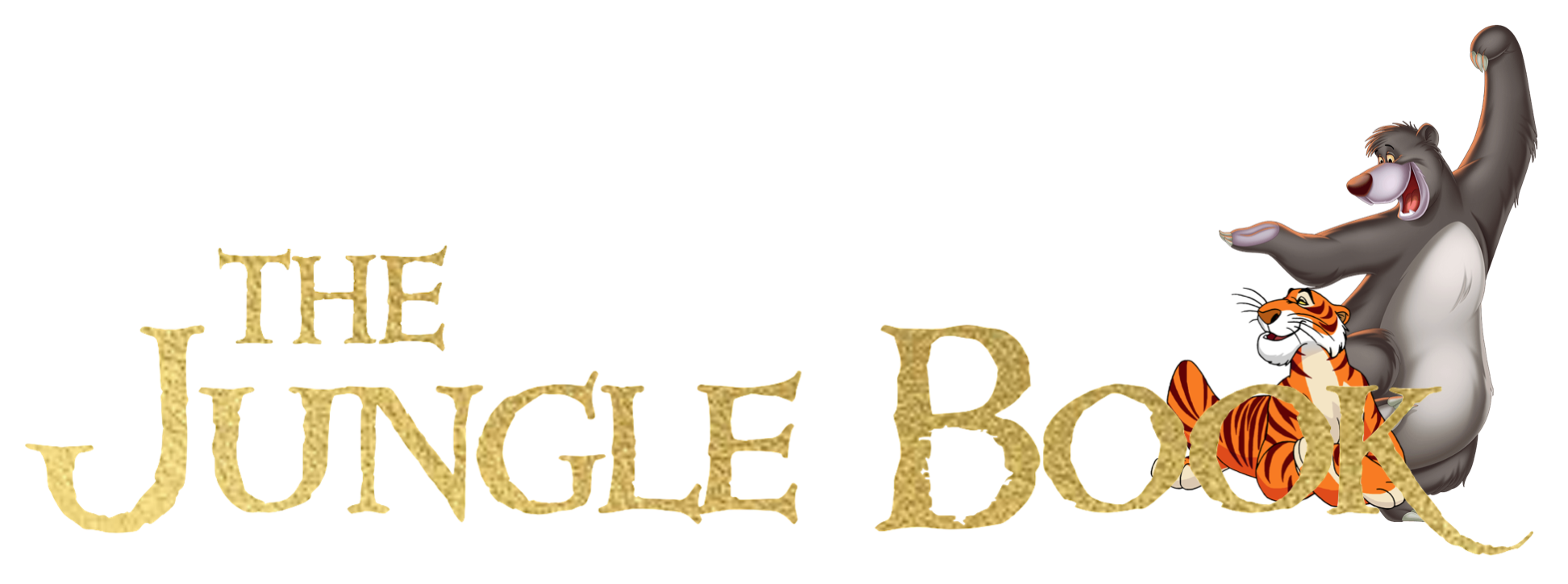Free Jungle Book font