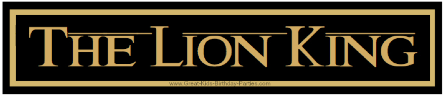 Lion King Font