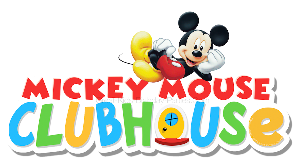 mickey clubhouse font