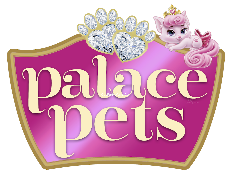 Disney Font - Palace Pets Font. KidsPartyWorks.Com