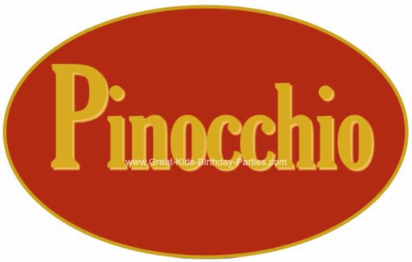 Pinocchio Font
