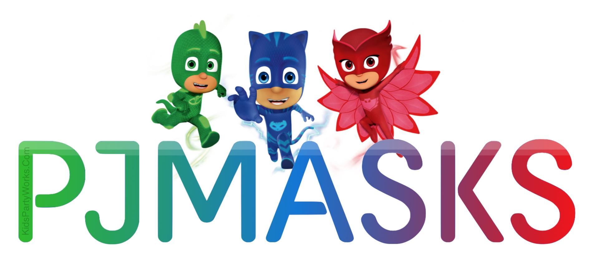 PJ Masks font