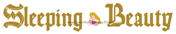 Sleeping Beauty Font