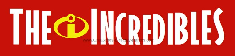 Incredibles Font