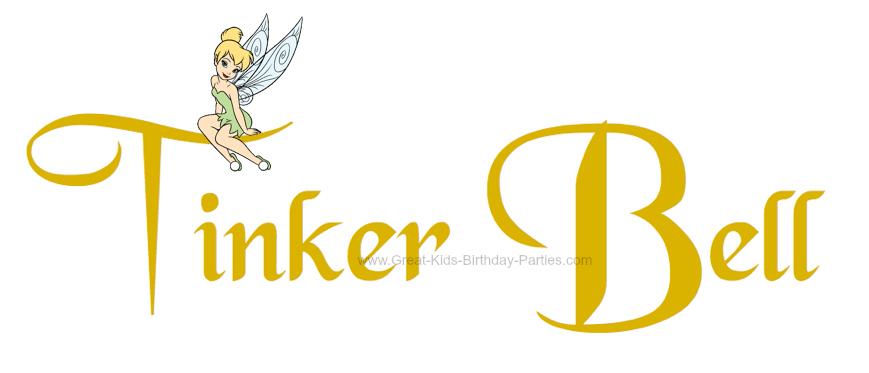Tinker-Bell-Font