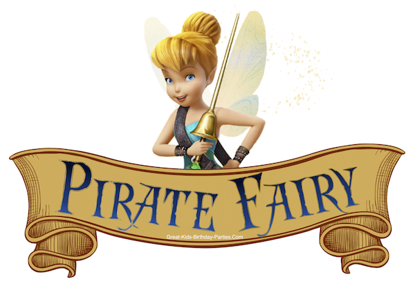 Pirate Fairy Font