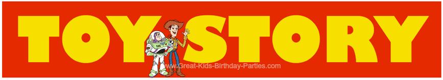 Free Toy Story Font, Disney Font