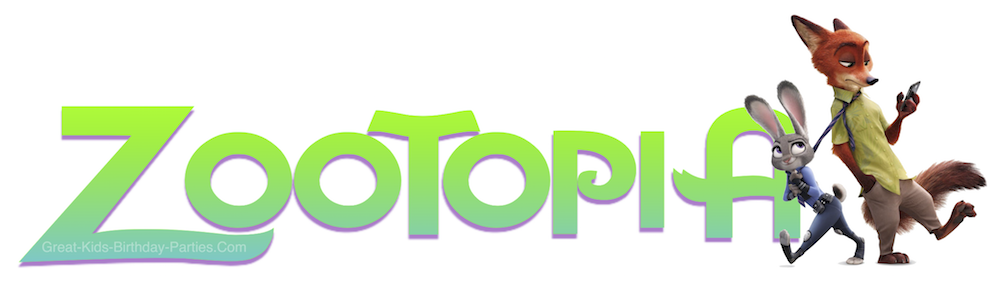 Zootopia Font